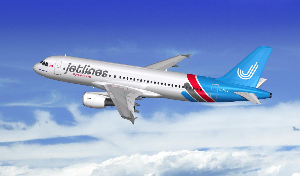 Jetlines prévoit offrir des vols à bas prix de l'aéroport Montréal-Saint-Hubert de Longueuil dès 2020
