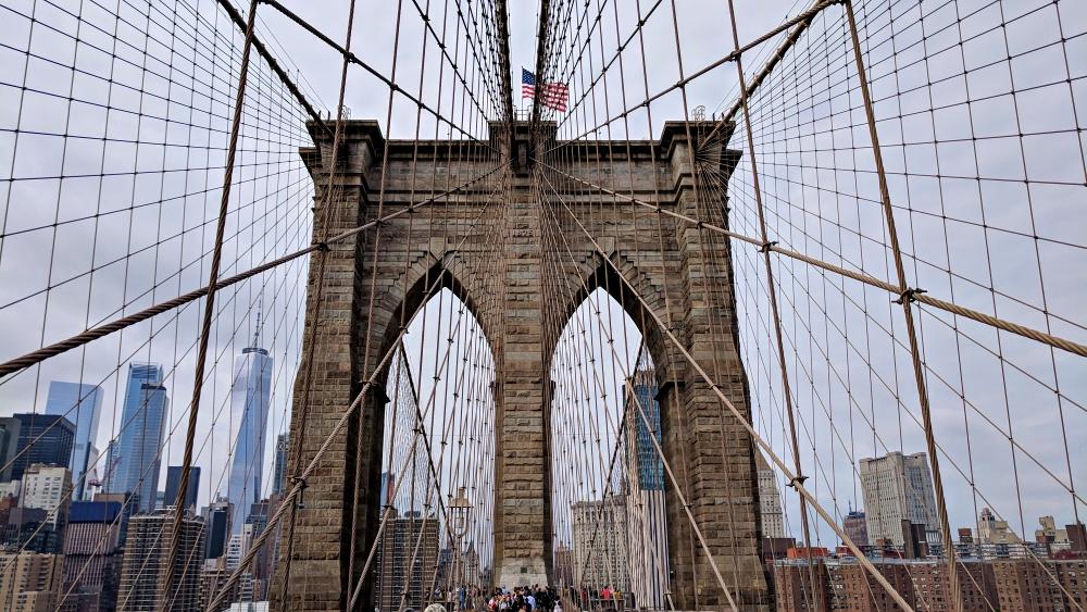 Oublie Manhattan, on s'en va à Brooklyn!