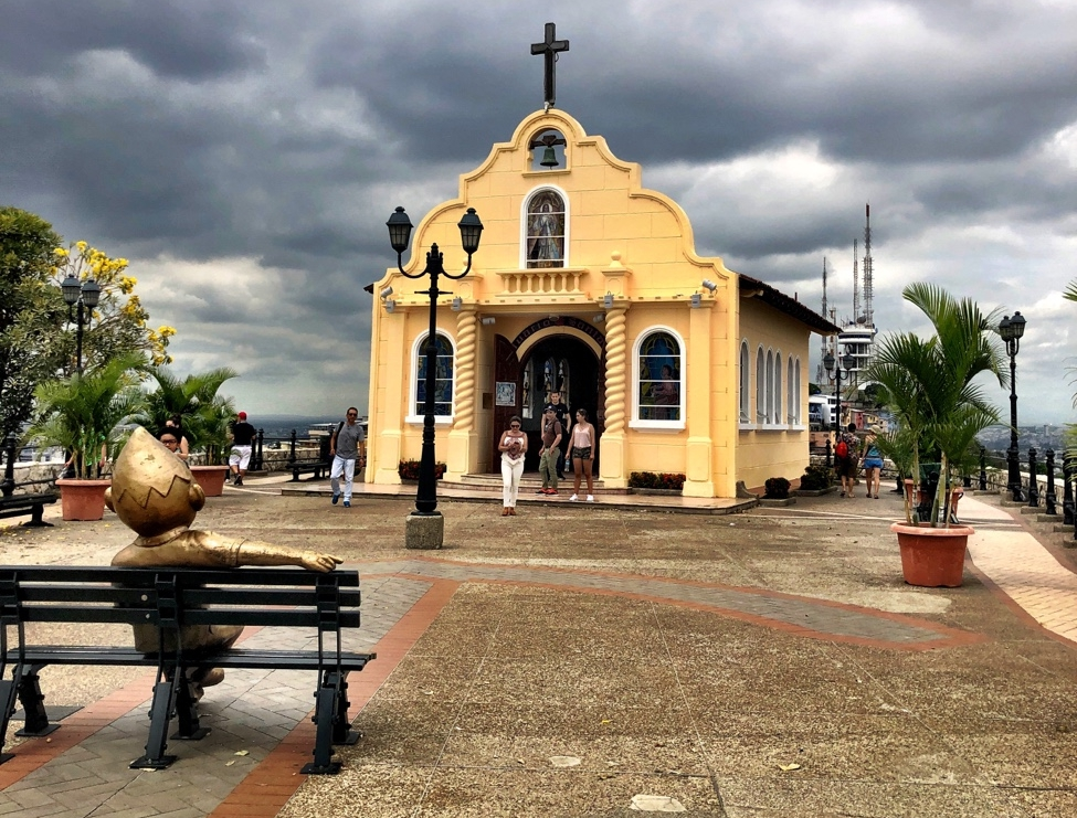 Un mois d'aventure en Équateur – Chapitre 2 – Guayaquil, la Perle du Pacifique