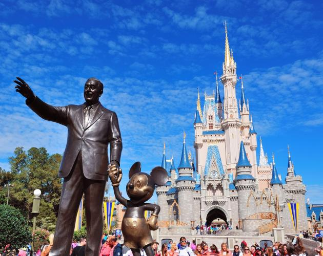 Cheap flights from Burlington to Orlando 166$CAD R/T