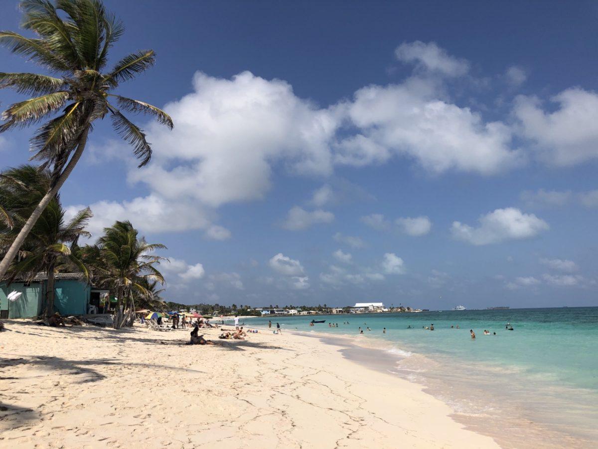 Mon voyage en Colombie – Chapitre 7 – L'île de San Andrés