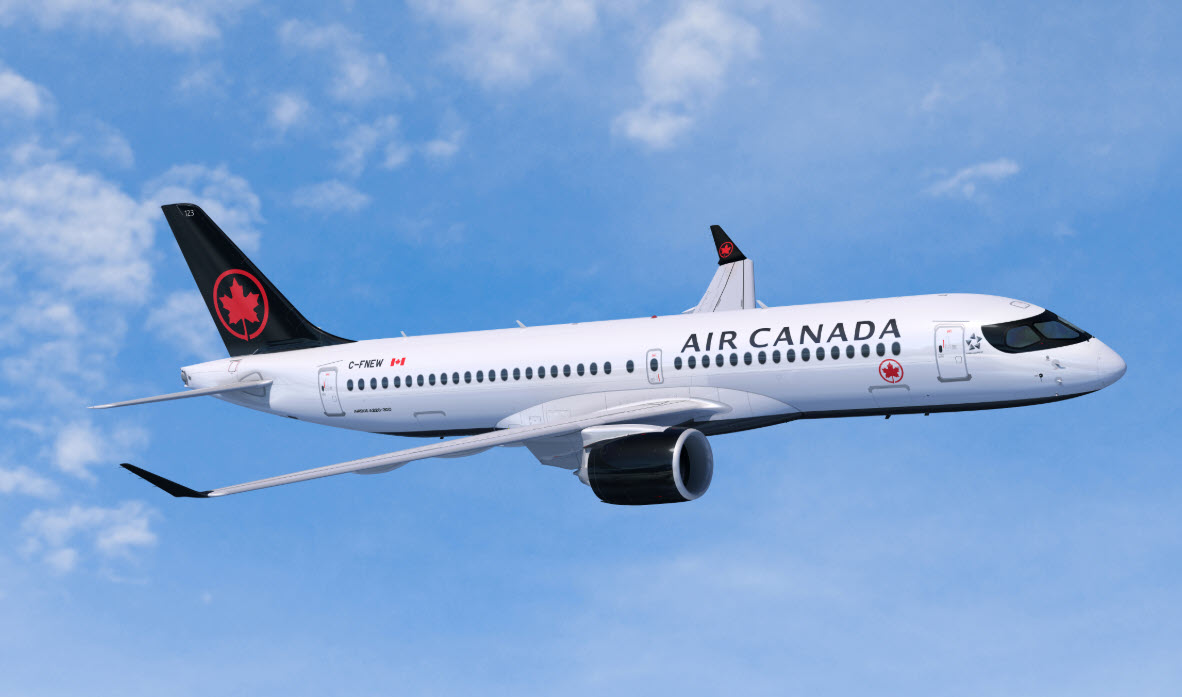 Air Canada agreement to acquire Air Transat