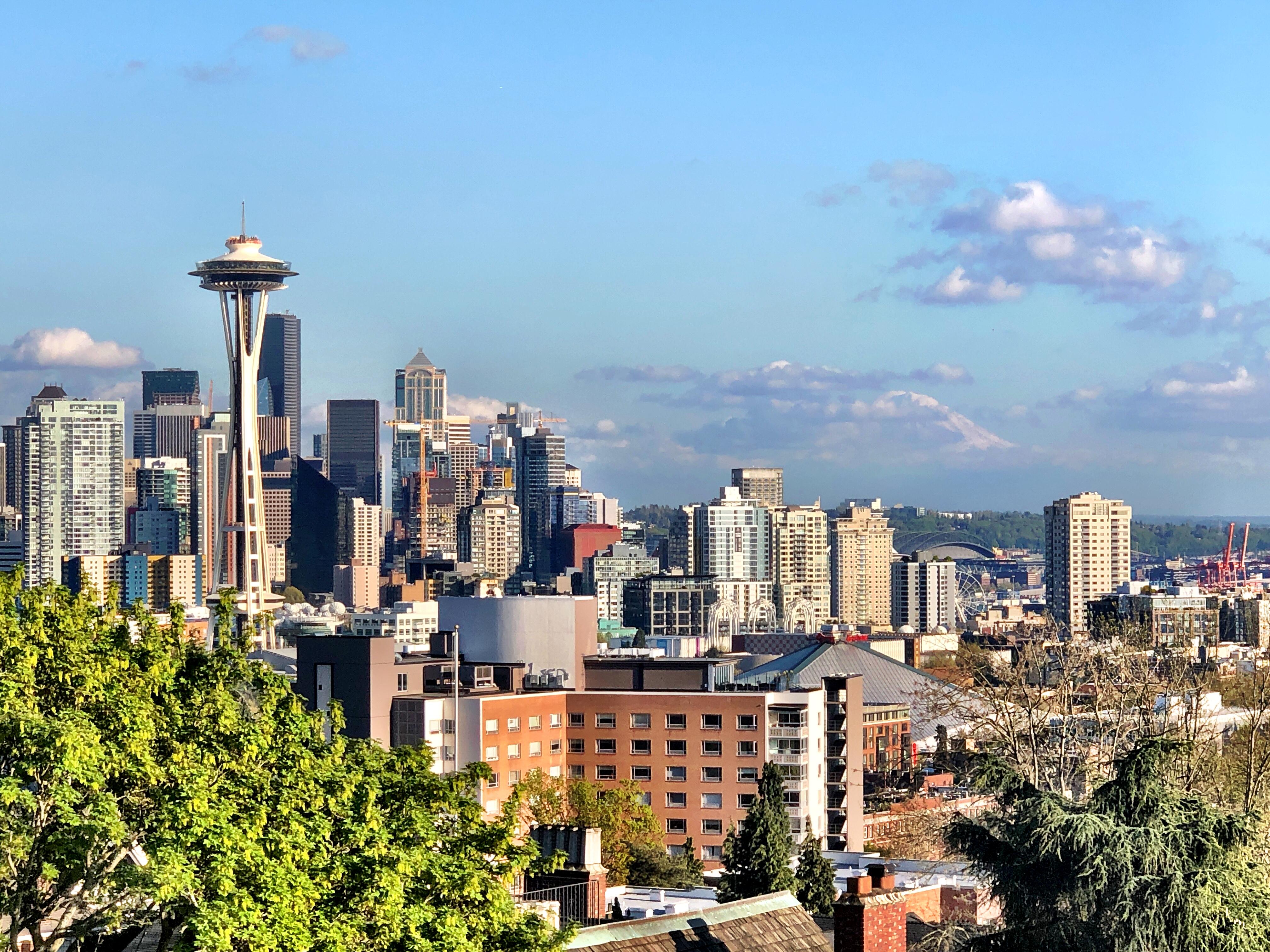 Un long week-end à Seattle
