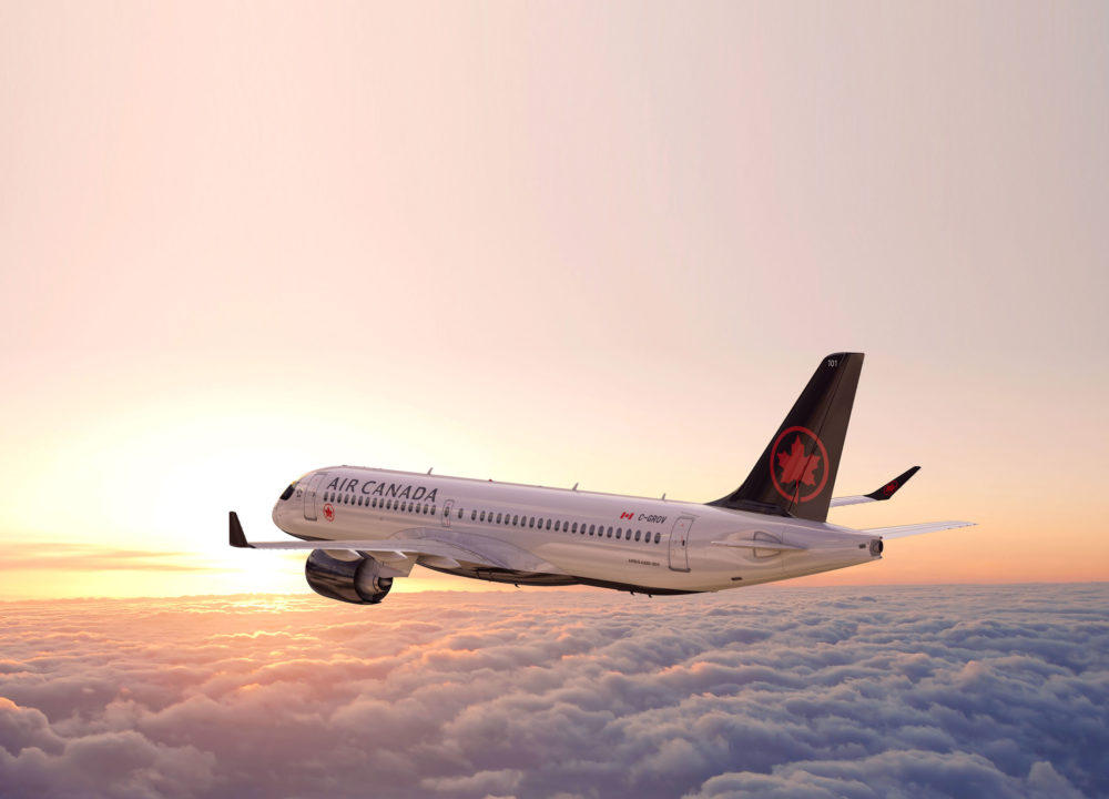 Air Canada announces new non-stop service between Montreal-Seattle and Toronto-SanJose with the new A220-300